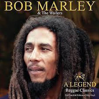 Bob Marley & The Wailers – A Legend Reggae Classics Vinyl