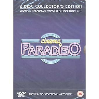 Cinema Paradiso (Teatral e Diretores Cortados) DVD (2003) Philippe Noiret Região 2