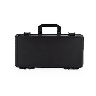 Sort Abs Plastic Gimbal hard case til Dji Osmo med brugerdefineret skum