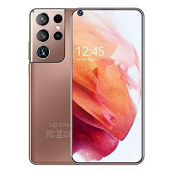 2021 النسخة العالمية s21+ الترا 8gb 256gb 5g الهاتف الذكي 7.3 بوصة mtk 6989 10 الأساسية 4G شبكة الهواتف النقالة الروبوت 10. الهاتف المحمول