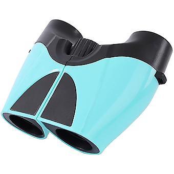 Binocolo per adulti per bambini, regolazione della moda ottica ad alta potenza per immagini ad alta definizione(blu)