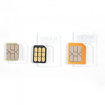 For Nano Sim-adapter og for micro sim-adapter for Nano To for Micro Adapter