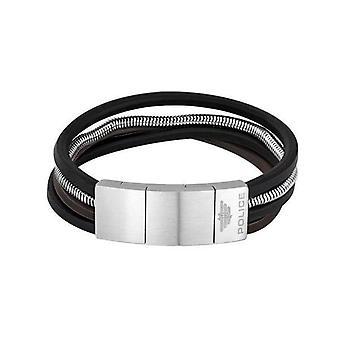 Police jewels men's bracelet  pj26551bss01