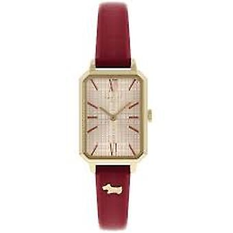 Radley Ry21204 Champagne Dial Leather Strap Ladies Watch