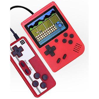 Videopelikonsolit kädessä pidettävä pelisoitin