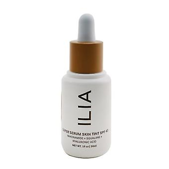 ILIA Super Serum Skin Tint SPF 40 - # ST13 Kamari (Medium-Deep With Neutral Warm Undertones) 30ml/1oz
