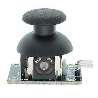 Arduino kaksiakselinen xy joystick moduuli laadukkaampi ps2 joystick ohjaus vipu anturi ky-023 arvioitu 4.9 /5