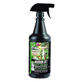 Microbe-Lift Soy-Based Birdbath and Statuary Cleaner - 32 oz