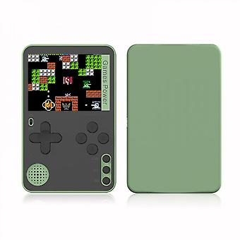 1pc Portable Mini Retro Handheld Video Game Console 8-bit 2.4 Inches Color Lcd Color Game Player Built-in 500 Games For Kids Gifts