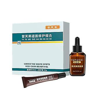 New Pro Scar Tattoo Skin Repair Cream Vitiligo Cover Hiding Spots Birthmarks|Body Glitter