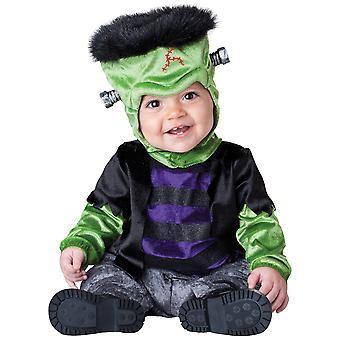 BOO Monster monstruo Frankenstein niño niños traje