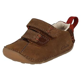 Boys Clarks First Shoes Cruiser Time