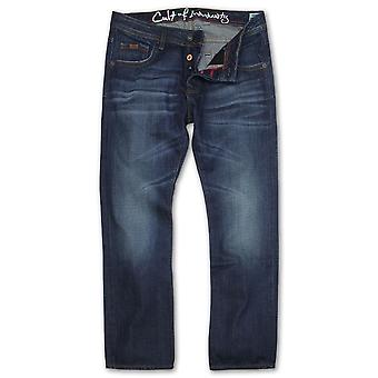 Cult of Individuality Hagen Straight Leg Jeans Haze