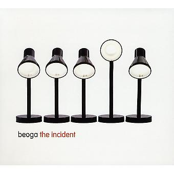 Beoga - Vorfall [CD] USA importieren