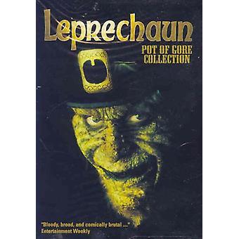 Leprechaun Pot of Gore Collect [DVD] USA import