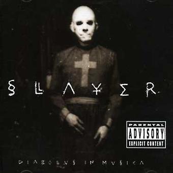 Slayer - Diabolus in Musica [CD] USA import