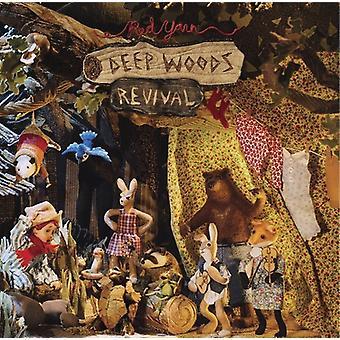 Red Yarn - Deep Woods Revival [Vinyl] USA import