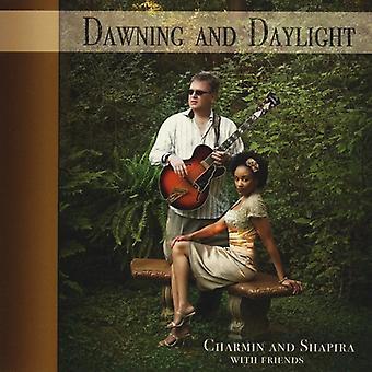 Charmin Michelle & Joel Shapira - Dawning & estivo [CD] USA importare