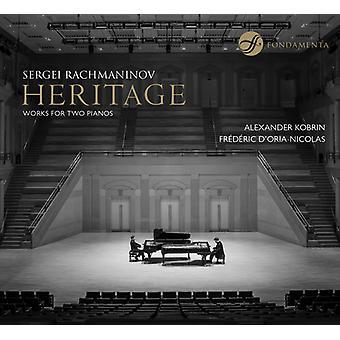 R. Rachmaninov - Rachmaninov: Heritage [CD] USA import
