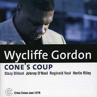 Wycliffe Gordon - Cone's Coup [CD] USA import