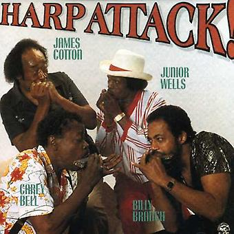 Harfa Attack - atak harfa [CD] USA import