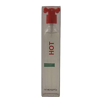 Benetton Hot 100ml Eau de Toilette Spray for Men and Women