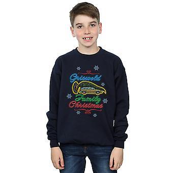 National Lampoon's Christmas Vacation Boys Griswold Family Christmas Sweatshirt