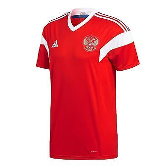 2018-2019 Russia Home Adidas Football Shirt