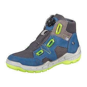 Ricosta Zan Jeans Grau Barbados Artico 6701900159 universal winter kids shoes