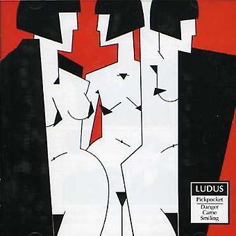 Ludus - Pickpocket/Danger Came Smiling [CD] USA import