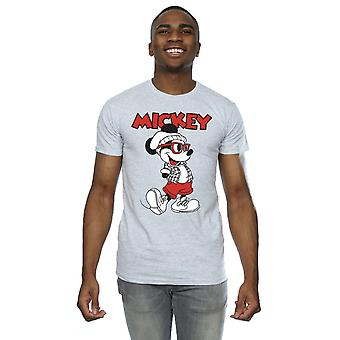 Disney Mickey Mouse Hipster T-Shirt homme