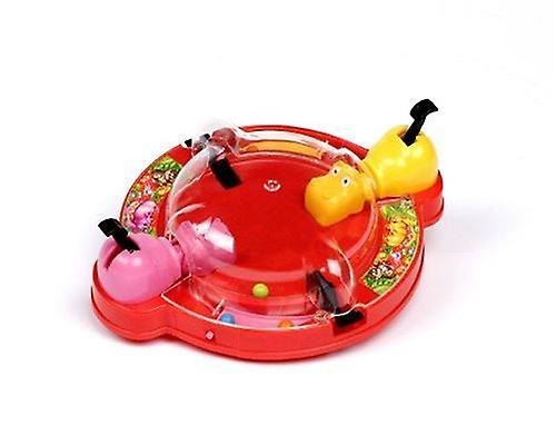 Hasbro Travel Hungry Hippos Game