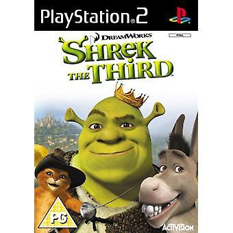 Shrek den tredje (PS2)-ny