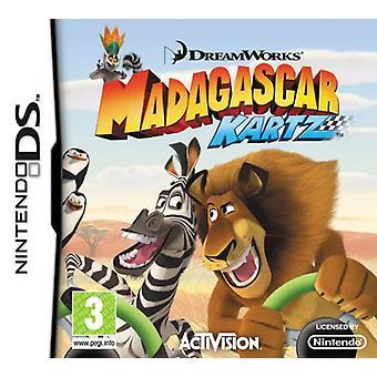 Madagascar Kartz (Nintendo DS) - Como novidade