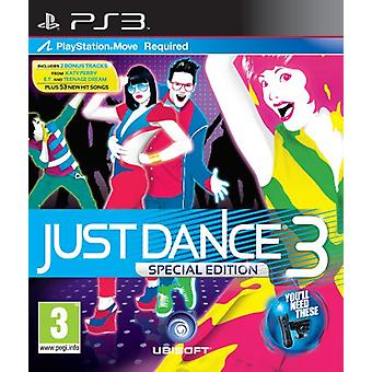 Just Dance 3 (Special Edition) - Move Required (PS3) - Nouveau