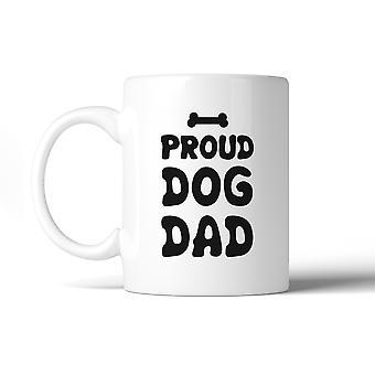 Stolt hund far 11 Oz keramisk kaffe krus
