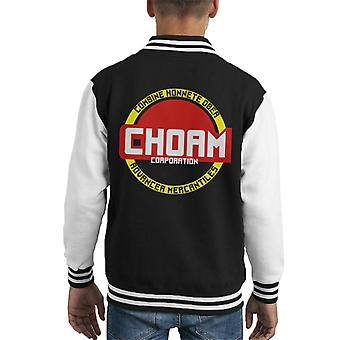 Dune CHOAM Corporation Logo Kid's Varsity Jacket