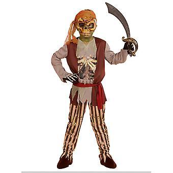 Ghost Ship Pirate Boy Costume
