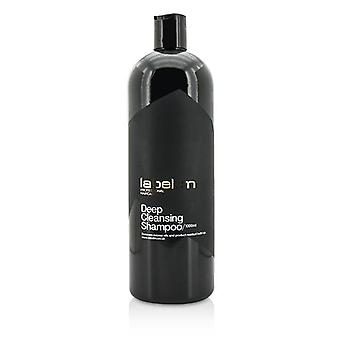 Label.m Deep Cleansing Shampoo (removes Excess Oils And Product Residual Build-up) - 1000ml/33.8oz