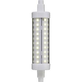Sygonix LED (monochrome) EEC A+ (A++ - E) R7s Tubular 7 W = 60 W Warm white (Ø x L) 27 mm x 118 mm 1 pc(s)
