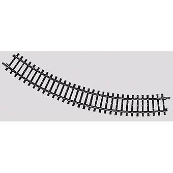 2210 H0 Märklin K (w/o track bed) Curve 45 ° 295.4 mm