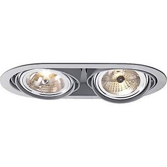 34649V Bari Recess-mount bracket HV halogen G53 200 W Grey