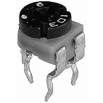 AB Elektronik 601036 Carbon film pot lineaire 0.1 W 50 kΩ 210 ° 1 PC('s)