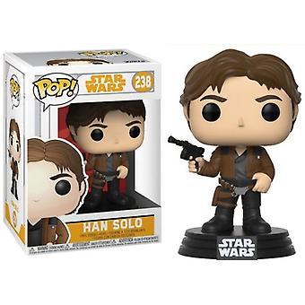 Funko POP Star Wars: Red Cup Han Solo Figure de collection