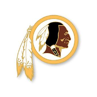 Pin de insignia de la NFL Washington Redskins