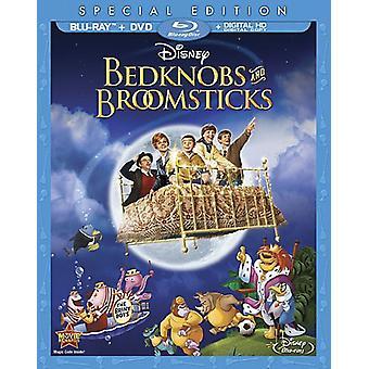 Bedknobs & Broomsticks [BLU-RAY] USA import