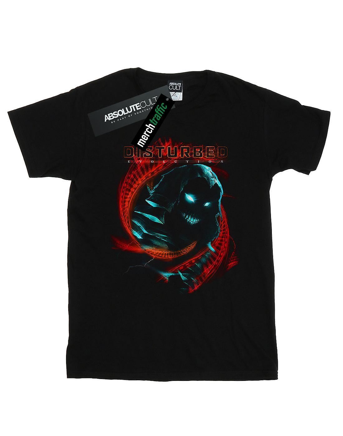 Disturbed Girls DNA Swirl T-Shirt