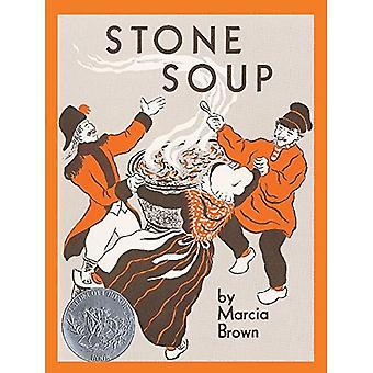 Zupa z kamienia: Opowieści (Aladdin z obrazkami)