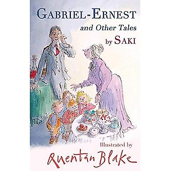 Gabriel-Ernest and Other Tales (Alma Classics)