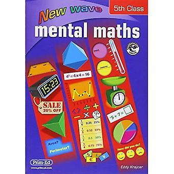 Maths mentales: Livre 5